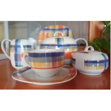 Kávéskészlet 9 r Leon 29812