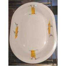 Ovális mélytál 17 cm Pasta