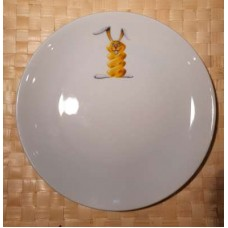 Tányér 19 cm Pasta